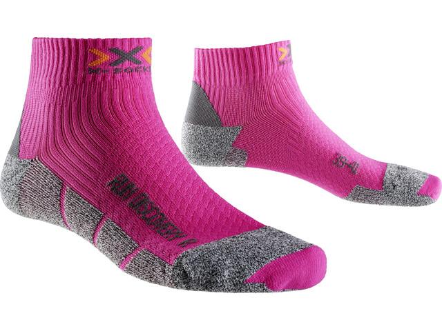 X-Socks Run Discovery Hardloopsokken Dames roze